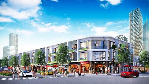 Shophouse Royal Market Town đáp ứng nhu cầu đầu tư tại Bình Dương - 4