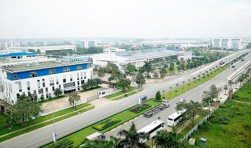 Hạ tầng đồng bộ đã kéo theo làn sóng đầu tư gia tăng ở khu Đông, các tập đoàn hàng đầu thế giới không ngừng rót vốn phát triển khu công nghệ cao tại quận 9.
