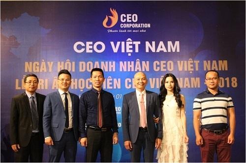 Lễ kỷ niệm ngày Hội doanh nhân CEO Việt Nam được tổ chức thường niên hàng năm.