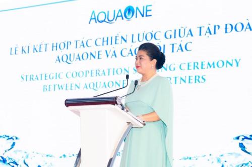 Chủ tịch HĐQT Tập đoàn AquaOne, Chủ tịch HĐQT Công ty nước mặt Sông Đuống đầu tư