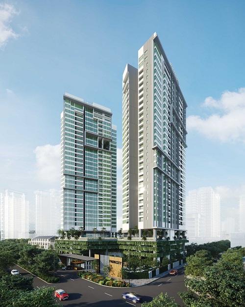 ParkCity Hà Nội lần đầu ra mắt chung cư cao cấp Park Kiara, hứa hẹn trở thành một dự án nổi bật trong phân khúc BĐS phía Tây