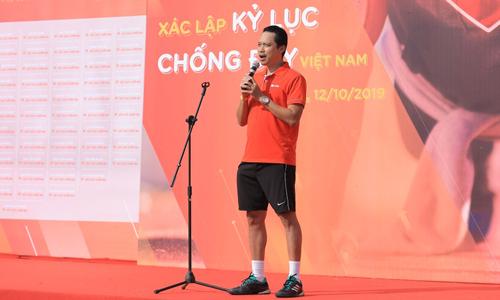 Ông Huỳnh Bửu Quang - Tổng Giám đốc MSB.