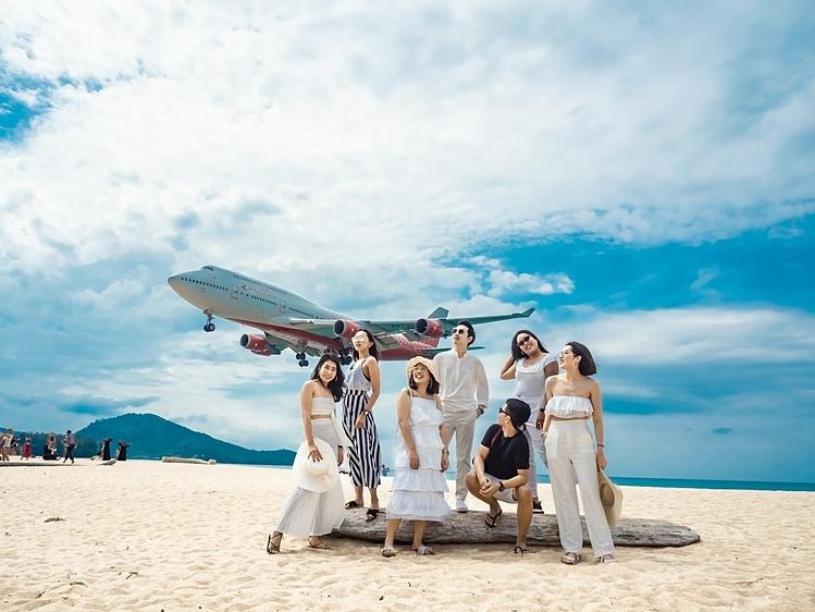 Bạn có quyền lựa chọn về thời gian và địa điểm du lịch để có thể thư giãn, khám phá lối sống mới mẻ. Ảnh: Pacific Pearl.