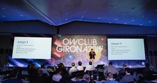 OpenWay club 2019 – hội thảo thường niên về thanh toán tạiGirona, Tây Ba Nha.