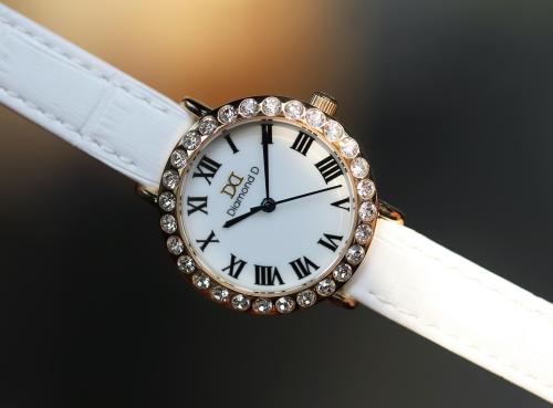Đồng hồ Diamond D cao cấp dành cho phái đẹp.