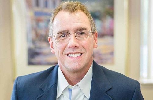 Tom Corley, tác giả của cuốn sách Rich habits. Ảnh: Eric Vitale.