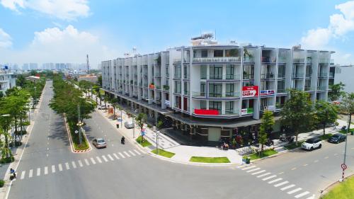 Hơn 200 doanh nghiệp đã đặt văn phòng, kinh doanh tại khu đô thị Vạn Phúc.