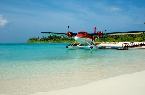 Thủy phi cơ - trải nghiệm đẳng cấp không thể bỏ qua ở Maldives