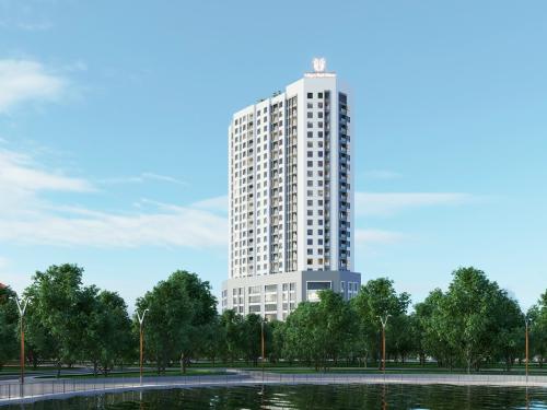 Dự án Luxury Park Views – Lô D32 khu đô thị mới Cầu Giấy, Hà Nội.