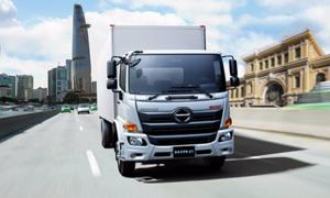 Dịch vụ tài chính Hino cho nhà đầu tư vận tải