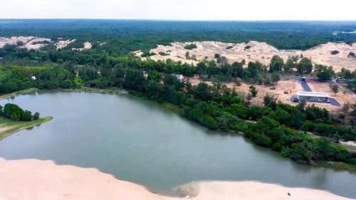 Hồ Tràm là một trong những khu vực nhiều tiềm năng phát triển second home tại khu vực phía Nam.