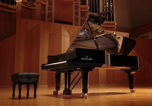 Đàn piano cao cấp Shigeru Kawai.
