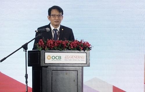 Ông Nguyễn Đình Tùng - Tổng Giám đốc OCB.