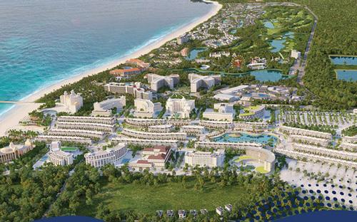 Grand World Phú Quốc nằm ở vị trí vàng bên bờ Bãi Dài, một trong những bãi biển hoang sơ đẹp nhất hành tinh do CNN bình chọn.