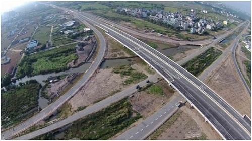 Một đoạn cao tốc TP HCM - Long Thành - Dầu Giây đi qua Bình Thuận.