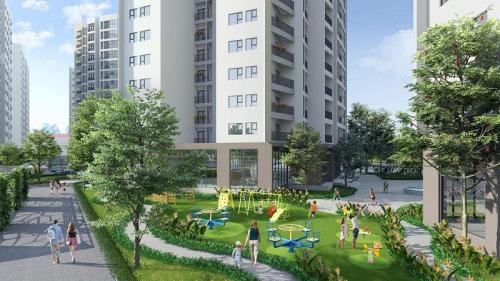 Lợi thế giúp Long Biên hút các dự án nhà ở