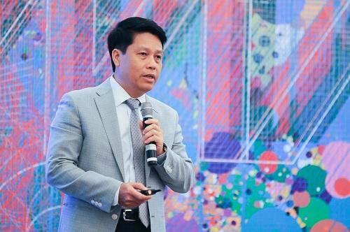 Ông Phạm Tiến Dũng, Vụ trưởng Vụ Thanh toán, Ngân hàng Nhà nước.