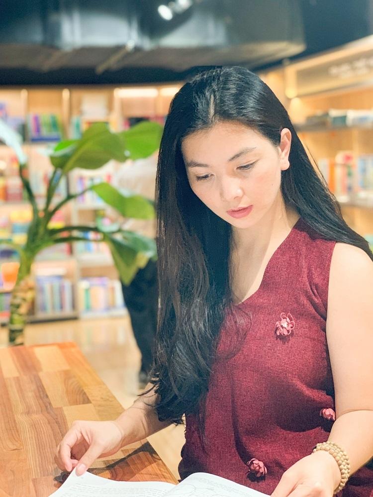 Thanh Xuân theo đuổi niềm đam mê bất tận với âm nhạc.