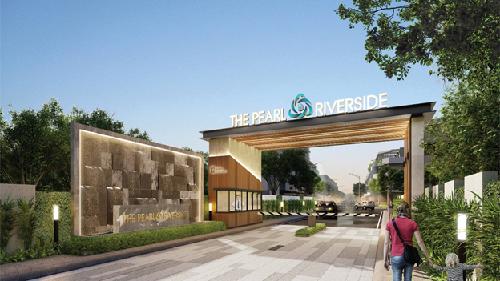 The Pearl Riversidesở hữu vị trí kết nối TP HCM với các tỉnh lân cận.