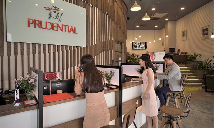 Văn phòng trụ sở chính của Prudential.