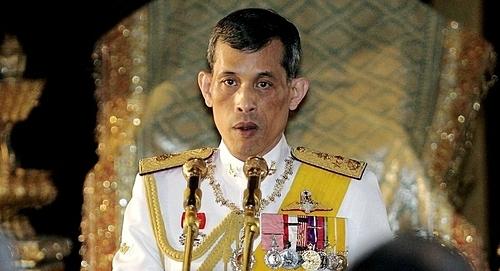 Quốc vương Thái Lan Rama X. ẢNh: Reuters