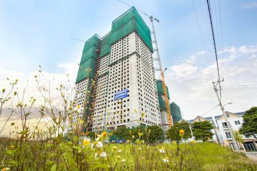 Căn hộ 3 phòng ngủ Euro River Tower giá gần 2 tỷ đồng