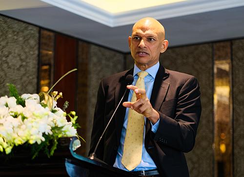 Ông Tarun Sawney -Giám đốc cấp cao của BSA tại khu vực Châu Á Thái Bình Dương. Ảnh: BSA