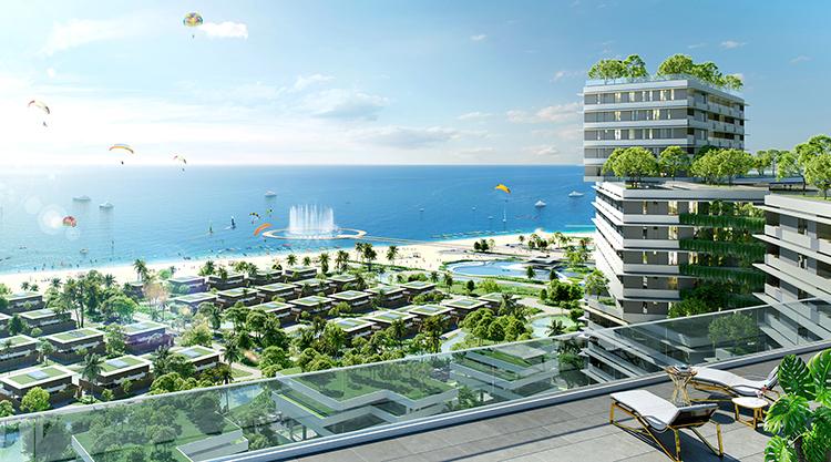 Thanh Long Bay dự kiến bổ sung cho Hàm Thuận Nam trung tâm thể thao biển tiêu chuẩn quốc tế.