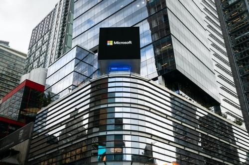 Microsoft đã giành được hợp đồng 10 tỷ USD từ tay đối thủ nặng ký Amazon. Ảnh: New York Times