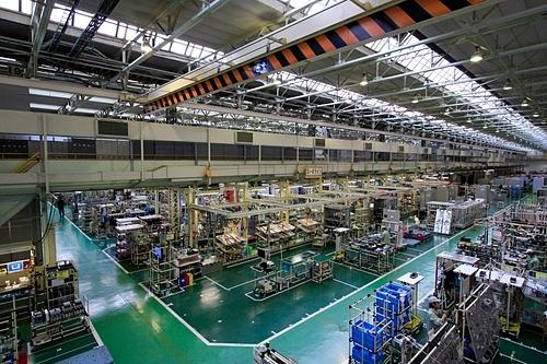 Một góc bên trong nhà máy củaOmika Works. Ảnh: Omika Works