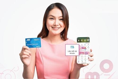 Ví điện tử MoMo hợp tác với MBBank giúp khách hàng hưởng nhiều ưu đãi.