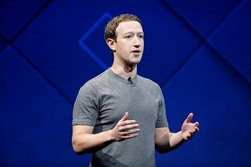 Ông chủ Facebook Mark Zuckerberg. Ảnh: Reuters