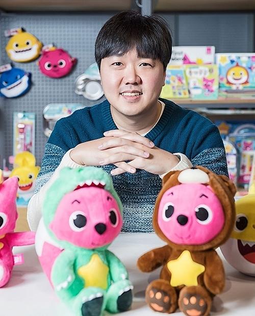 Nhà đồng sáng lập SmartStudy Kim Min-seok. Ảnh: SmartStudy