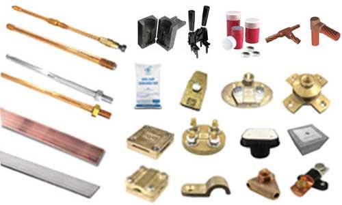Cát Vạn Lợi cung cấp trọn gói hệ thống chống sét tiếp địa cổ điển.