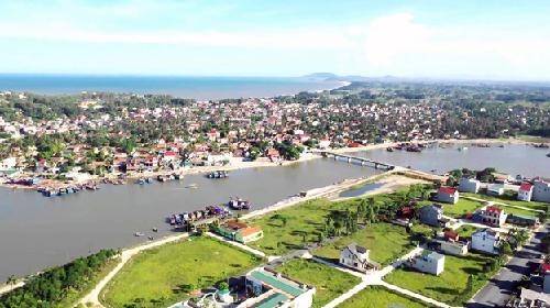 Dự án giáp ba mặt sông, cư dân đã về ở.