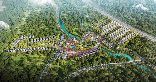 Happy Land S phân phối độc quyền dự án nghỉ dưỡng 5 sao với GIS - 1