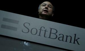 Softbank lỗ hơn 6 tỷ USD vì Uber, WeWork