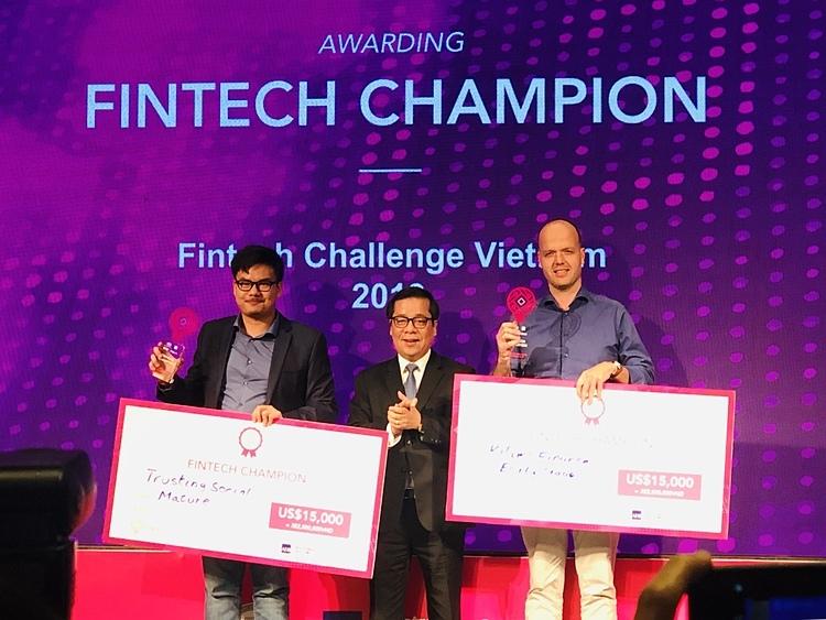 Các công ty được giải trong FCV năm nay.