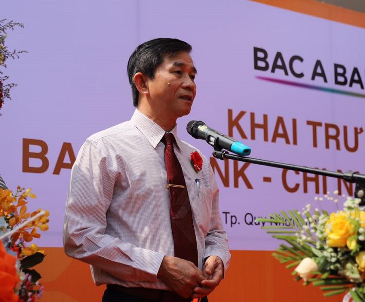 Ông Trần Châu - Phó chủ tịch UBND tỉnh Bình Định.