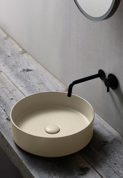 Bộ sưu tập phòng tắm Cielo Shui Comfort.