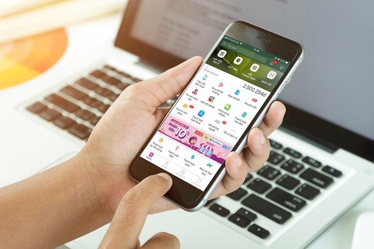 Ứng dụng MoMo có gần 13 triệu người dùng, tính đến tháng 11.