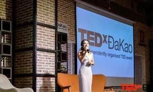 Cô gái 23 tuổi đại diện Việt Nam tham dự tuần lễ TEDx quốc tế
