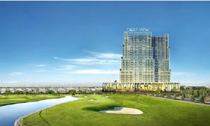 Dự án căn hộ Golf View Luxury Đà Nẵng ra mắt thị trường