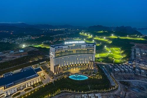 FLC Hạ Long, một trong những dự án quần thể du lịch nghỉ dưỡng nổi bật tại Hạ Long, Quảng Ninh