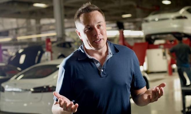 CEO Tesla Elon Musk. Ảnh: Bloomberg