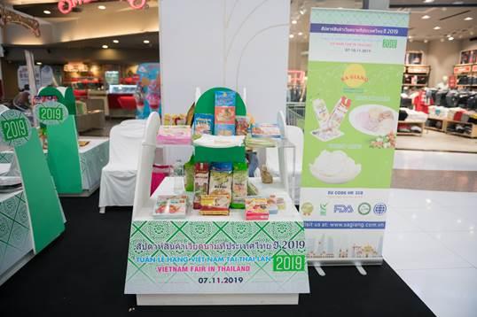 Tuần lễ hàng Việt Nam tại Thái Lan năm nay thu hút sự tham gia của 35 doanh nghiệp có thương hiệu, uy tín lớn của TP HCM.