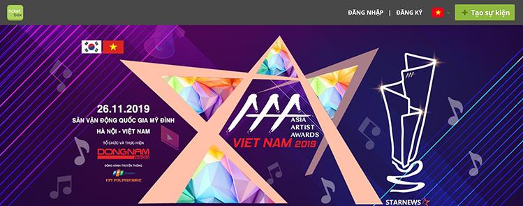 Vé Yamaha Ravolution Music Festival và Lễ trao giải Nghệ sĩ Châu Á 2019 hiện được mở bán tại Ticketbox