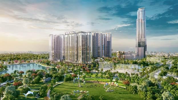 Những điểm nổi bật tại dự án Eco Green Saigon