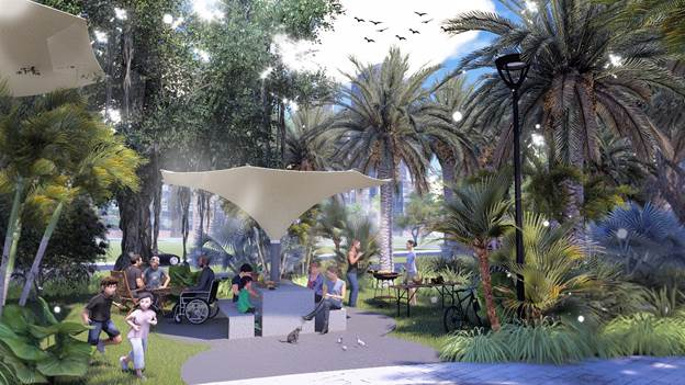 Những điểm nổi bật tại dự án Eco Green Saigon - 1