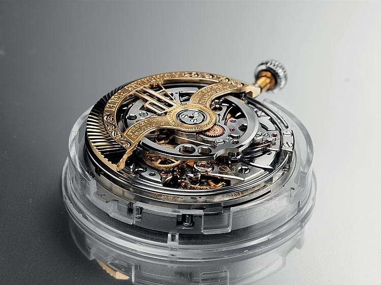 Trái tim của chiếc đồng hồ siêu phức tạp Grande Complication với 648 chi tiết tạo thành